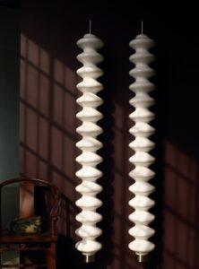 radiador milano circulos tubo diseño