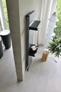 radiador toallero rebel diseño baldas