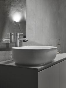 lavabo sobre encimera inbani