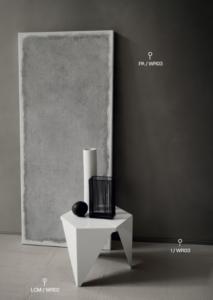Cemento resina cemento continuo pavimento continuo revestimiento continuo Kerakoll design house almacenes Poveda