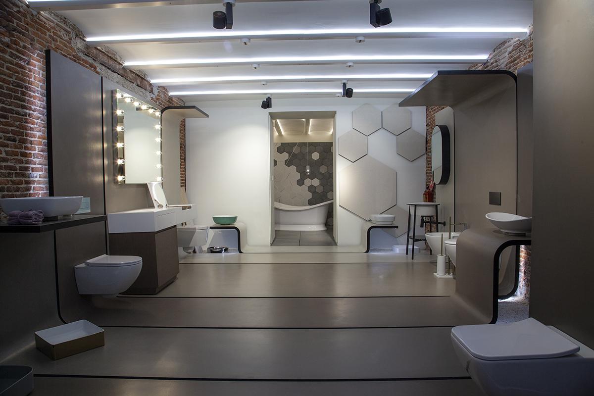 Kerakoll Design House Poveda madrid