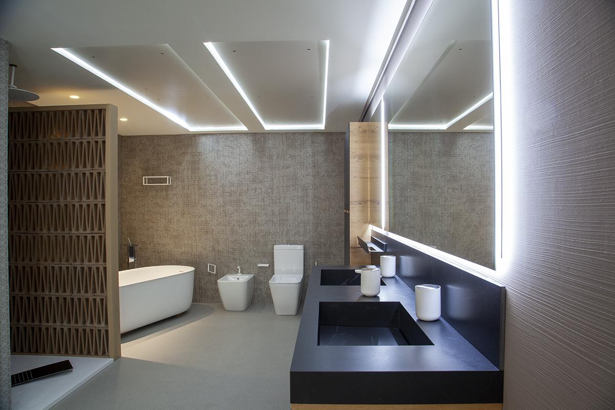 Poveda Madrid baños de diseño