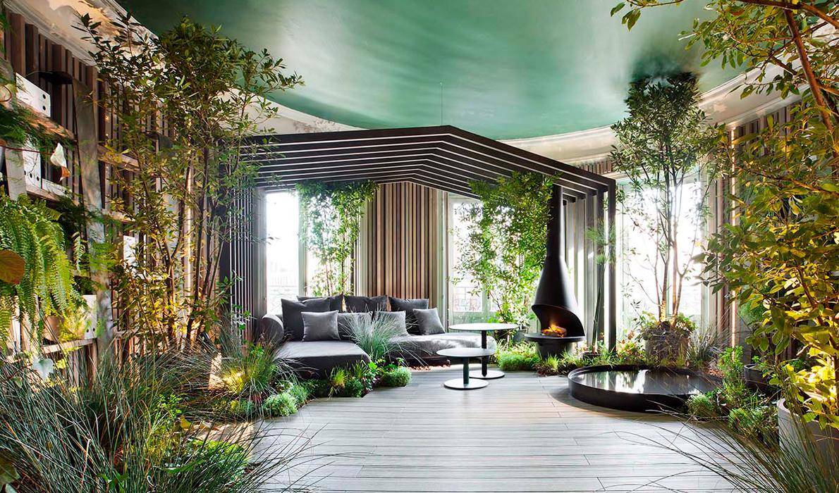 casa decor sostenible 2020