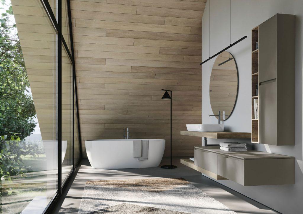 baño moderno de diseño