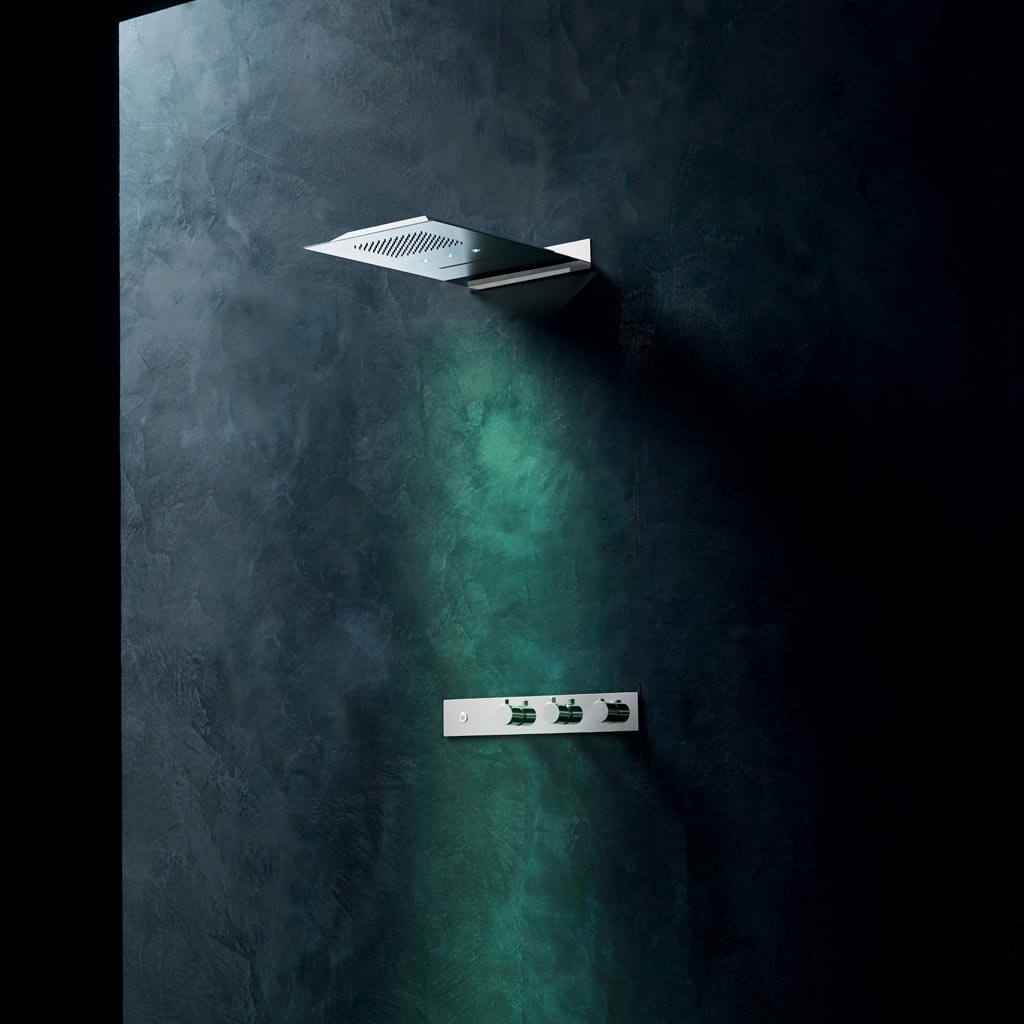 rociador ducha de pared