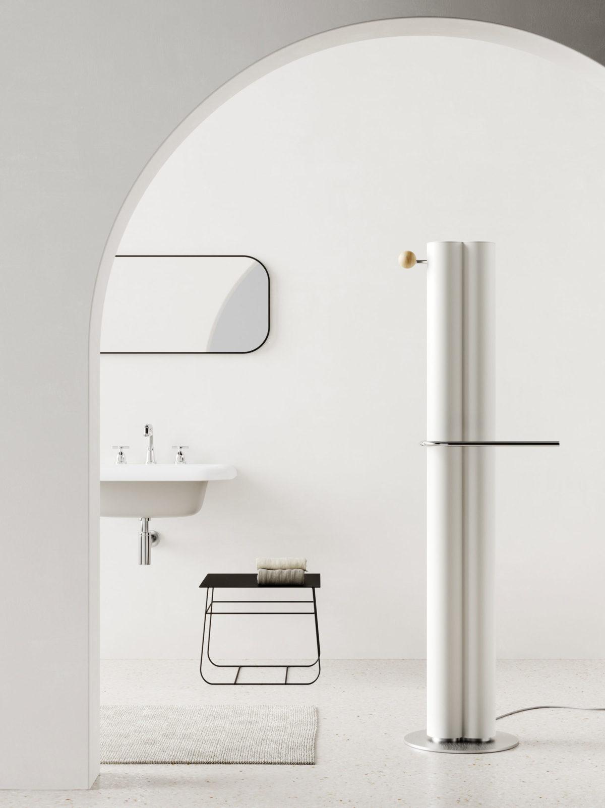 radiador diseño columna