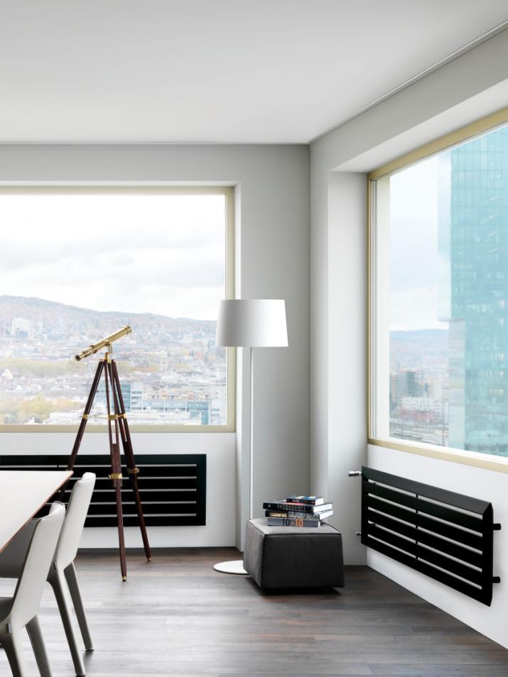 radiador diseño contemporáneo