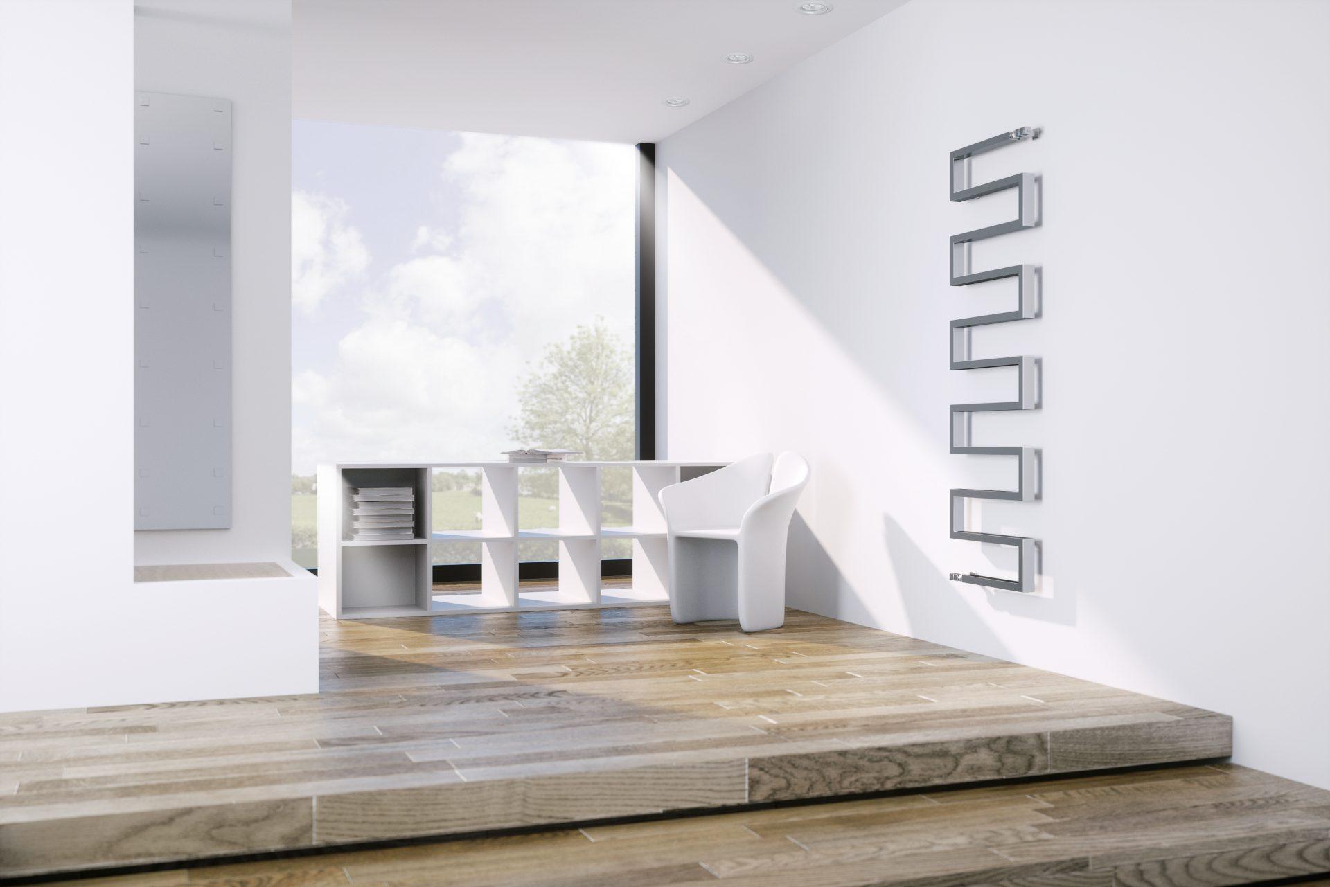 radiador toallero de diseño