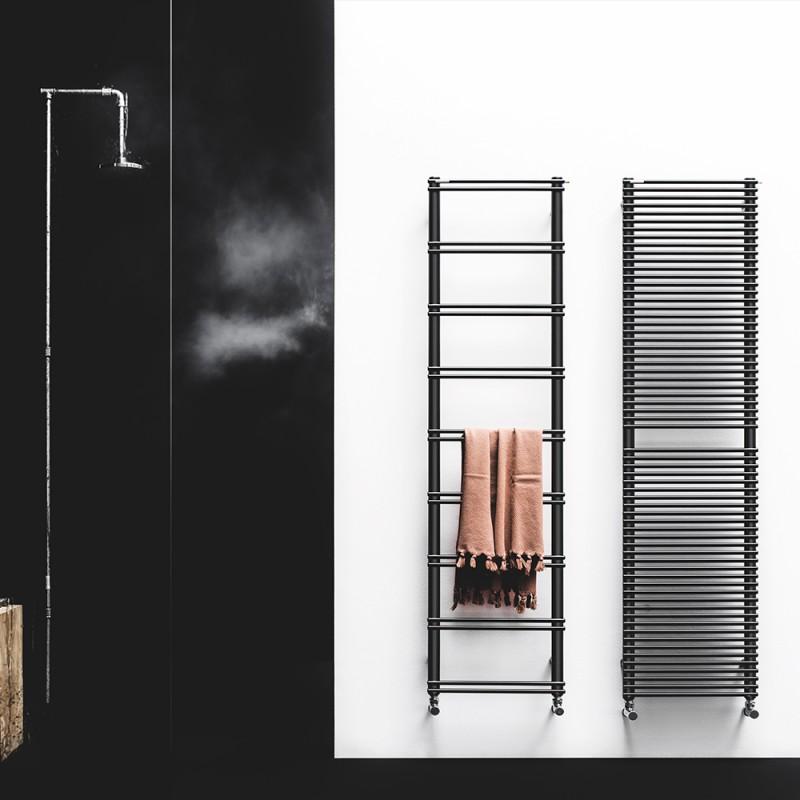 Radiador toallero escalera