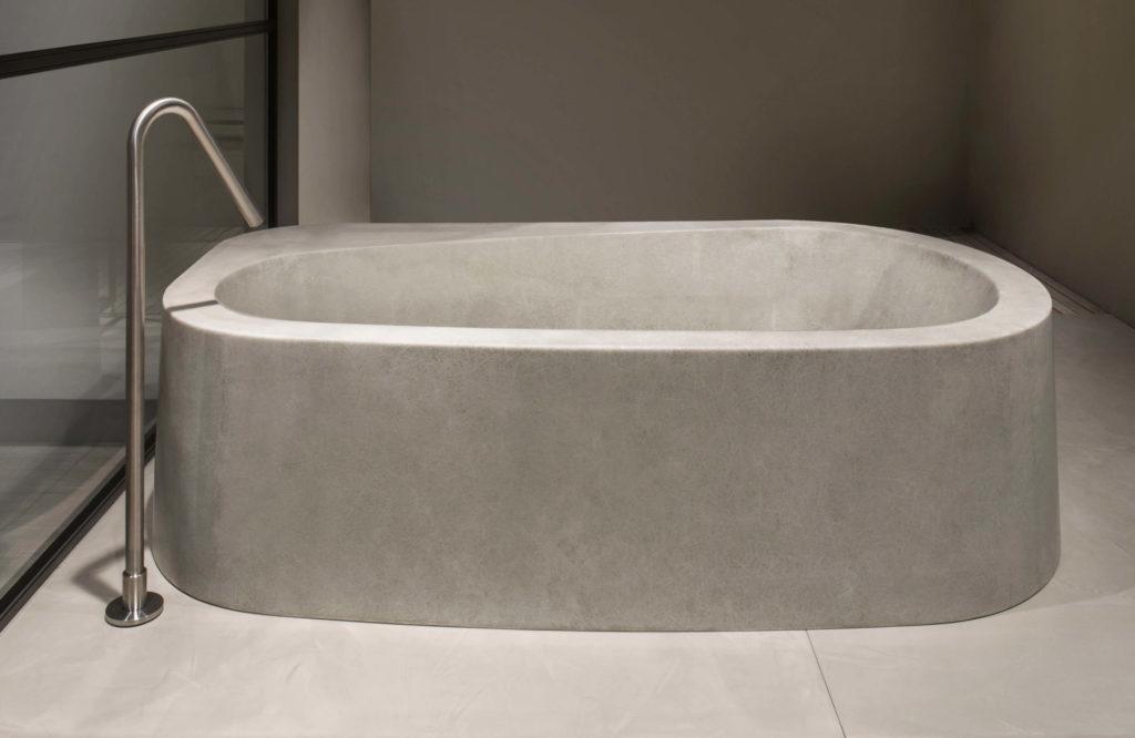Bañera diseño fibra de vidrio