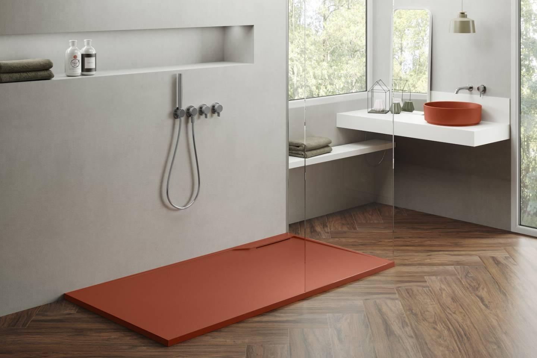 Las duchas minimalistas vuelven a ser tendencia este 2021